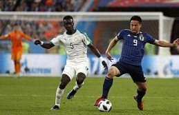 Japonya: 2 - Senegal: 2