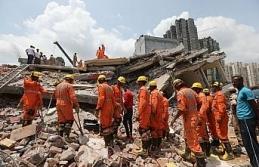 Hindistan'da bina çöktü: 3 ölü