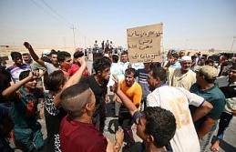 Irak'taki protestolar başkent Bağdat'a sıçradı