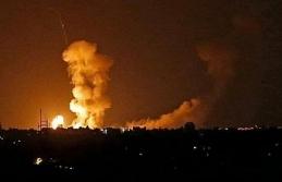 İsrail ordusu: 60 hedefe saldırdık