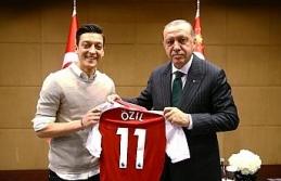 Mesut Özil'den alkışlık açıklama