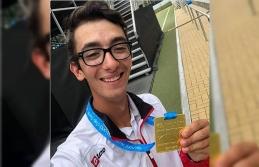 Mete Gazoz'dan altın madalya