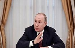 """""""Putin işgal politikasını doğruladı"""""""