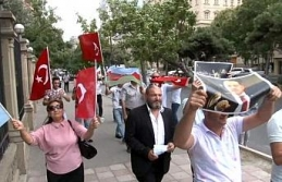 ABD Azaerbaycan'da da protesto edildi