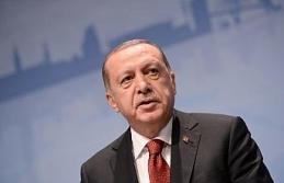 Cumhurbaşkanı Erdoğan, liderlerle bayramlaştı
