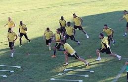 Fenerbahçe mesaisi başladı