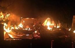 Şili'de huzurevi yangını: 10 ölü