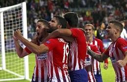 Süper Kupa, Atletico Madrid'in