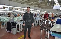 Tekstil firması zararını devletten istemiyor