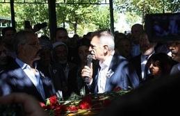 HDP'li İbrahim Ayhan'ın cenazesi Siverek'te...