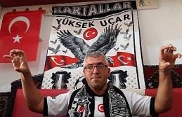 Tek hayali Vodafone Park'ta Beşiktaş'ı izlemek