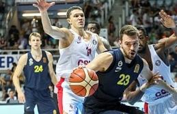 Zadar Turnuvasında şampiyon Fenerbahçe