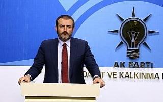 AK Parti'li Ünal'dan CHP'ye ÖSO eleştirisi