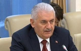 Yıldırım Azerbaycan Milli Meclis Başkanı Asadov...