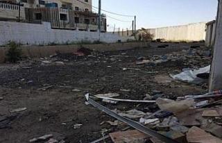 İşgalci İsrail güçleri bu kez çocuk parkını...