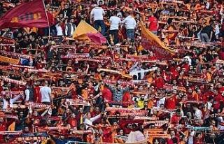 Türk Telekom Stadyumu'nda 47 bin 239