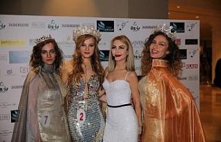 2018 Türkiye 'yüz güzelleri' belli oldu