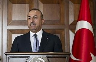 Bakan Çavuşoğlu'ndan Hakan Atilla davasına ilişkin...