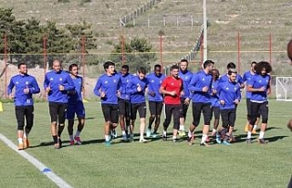 Evkur Yeni Malatyaspor'da Kayserispor mesaisi başladı