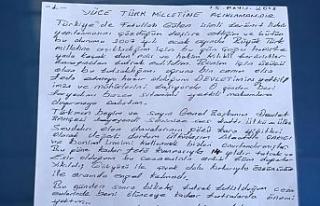 MHP Genel Başkanı'na cezaevinden mektup