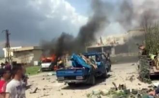 Hama'da patlama; 2 ölü, 5 yaralı