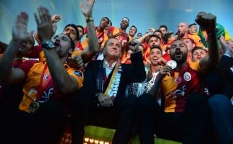 Şampiyon Galatasaray'ın en medyatik isimleri