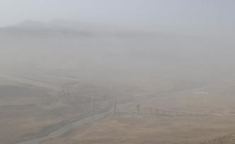 Toz fırtınası Batman'ı etkisi altına aldı