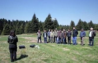 Kaçak avcılara dronlu önlem