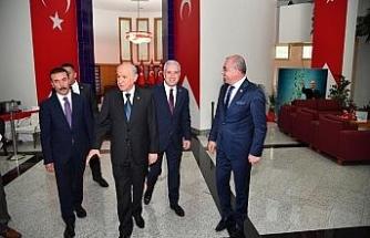 """MHP Lideri Devlet Bahçeli: """"Abdullah Gül'ün Başbakan'a uyması lazım diye düşünüyorum"""""""