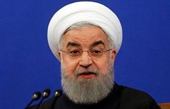 Ruhani'den Trump'a uyarı