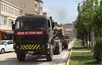 Afrin'deki birlikler dönüşe geçti