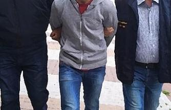 Aranan FETÖ mensubu Trabzon'da yakalandı