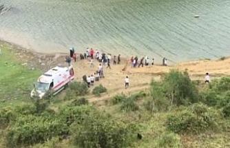 İstanbul'da baraja 2 çocuk kayboldu