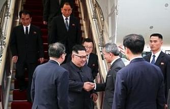 Kuzey Kore lideri Kim bir kez daha Çin'de