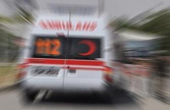 Otobüs devrildi: 2 ölü, 25 yaralı