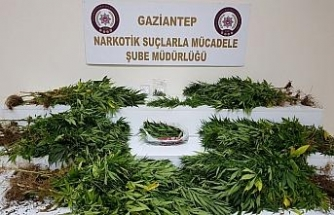 Uyuşturucu satıcılarına operasyon: 11 tutuklama