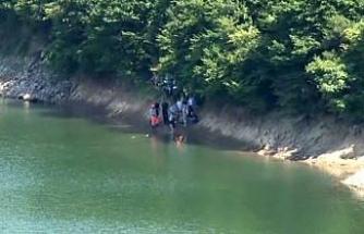 Alibeyköy Barajı'nda 2 çocuk boğuldu