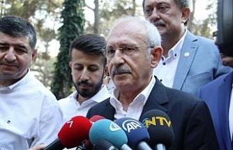Antalya'da tutuklanan gençleri ziyaret etti