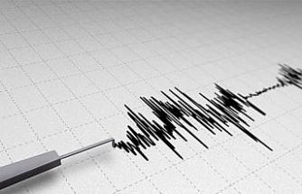 Burdur'da 4.6 büyüklüğünde deprem