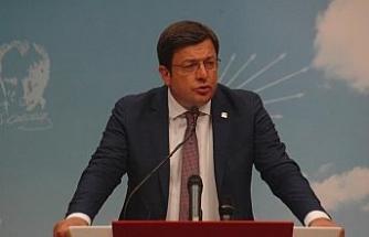 CHP'li Erkek'ten olağanüstü kurultay açıklaması