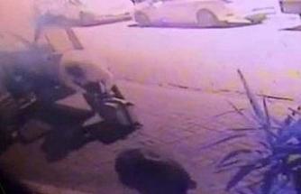 Çinli iş adamının 2,5 milyon lirasının gasp edilmesi kamerada