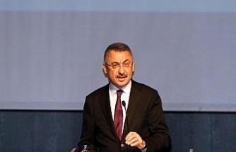 Cumhurbaşkanı Yardımcısı Oktay'dan İsrail'e tepki