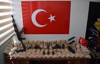 DEAŞ ve PKK'nın uyuşturucu trafiğine darbe