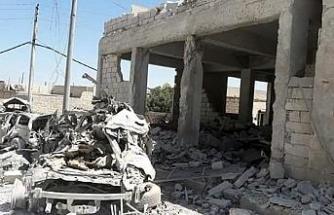 El Bab'da patlama: 1 ölü, 10 yaralı