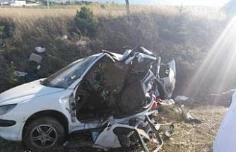 Eskişehir'de feci kaza: 11 yaralı