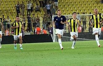 Fenerbahçe maç sonunda antrenman yaptı