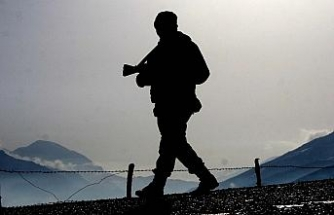 Giresun'da 1 asker yaralandı