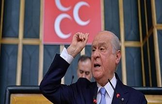 MHP Lideri Bahçeli'den 'bedelli' çıkışı