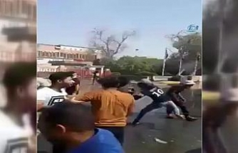 Protesto gösterilerinde 165 kişi yaralandı