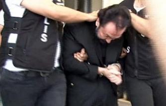 Tutuklama istemiyle mahkemeye sevk edildi